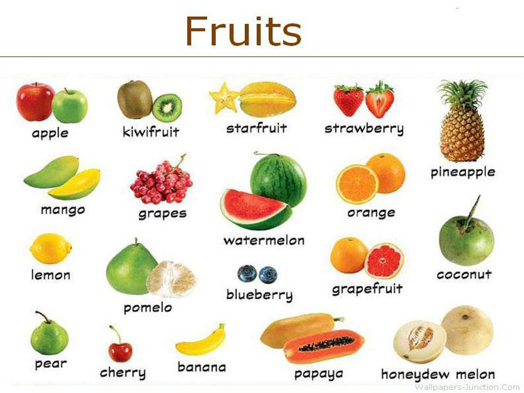 Goodness Of Fruits For Children Parentcircle